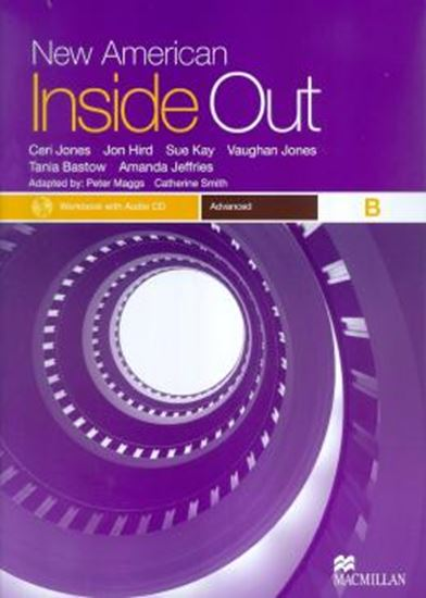 Picture of NEW AMERICAN INSIDE OUT ADVANCED WORKBOOK B WITH AUDIO CD (W/KEY)