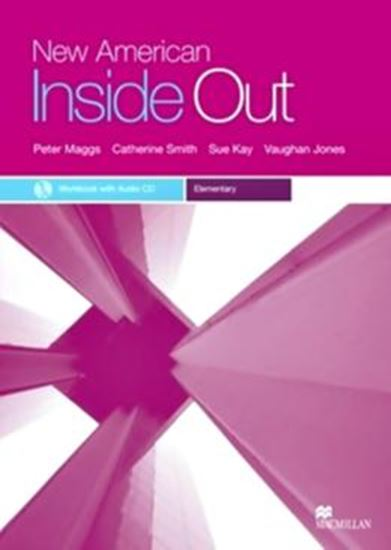 Picture of NEW AMERICAN INSIDE OUT ELEMENTARY WB WITH AUDIO CD & KEY