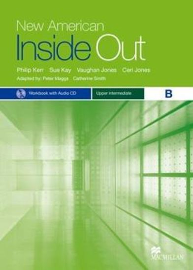 Picture of NEW AMERICAN INSIDE OUT UPPER-INTERMEDIATE WORKBOOK B WITH AUDIO CD & KEY