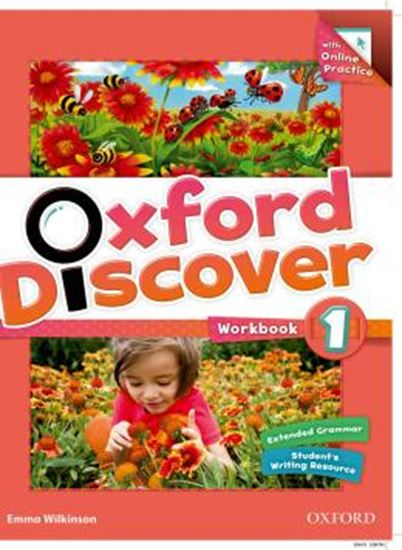 Picture of OXFORD DISCOVER 1 WORKBOOK WITH ONLINE PRACTICE