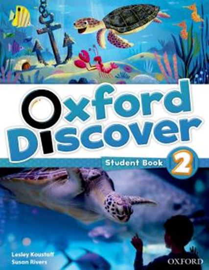 Picture of OXFORD DISCOVER 2 STUDENTS BOOK