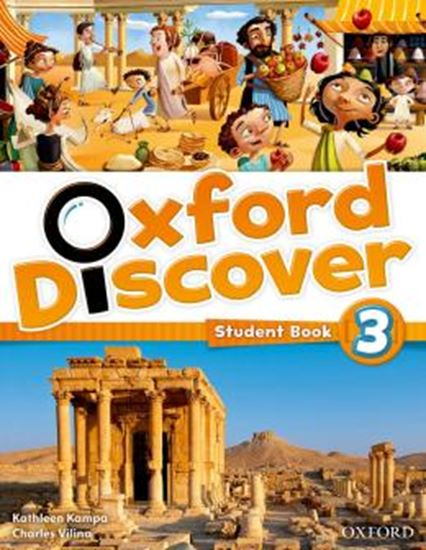 Picture of OXFORD DISCOVER 3 STUDENTS BOOK