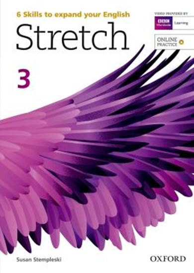 Picture of STRETCH 3 STUDENTS BOOK WITH ONLINE PRACTICE