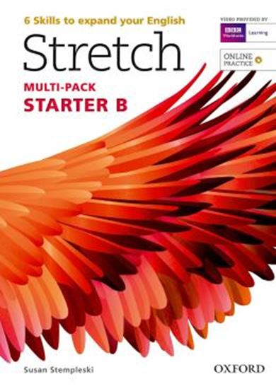 Picture of STRETCH STARTER STUDENTS BOOK & WORKBOOK B MULTI-PACK WITH ONLINE PRACTICE
