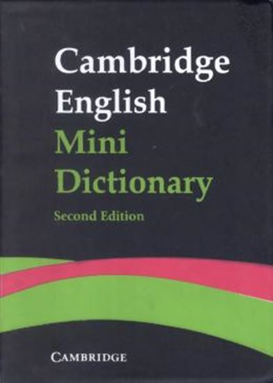 Picture of CAMBRIDGE ENGLISH MINI DICTIONARY - 2ND ED