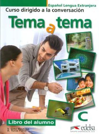 Picture of TEMA A TEMA C - LIBRO DEL ALUMNO