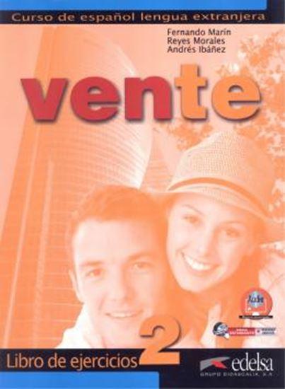 Picture of VENTE 2 LIBRO DE EJERCICIOS