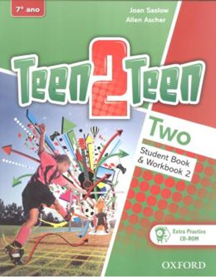 Picture of TEEN2TEEN 2 STUDENTS BOOK PACK