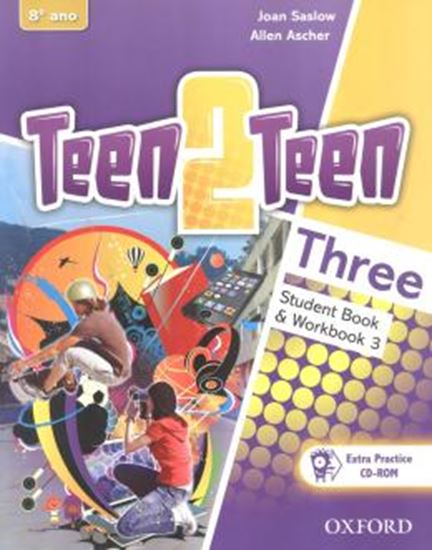 Picture of TEEN2TEEN 3 STUDENTS BOOK PACK
