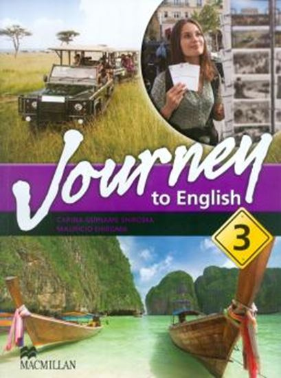 Picture of JOURNEY TO ENGLISH 3 SB/WB WITH AUDIO CD/CD-ROM