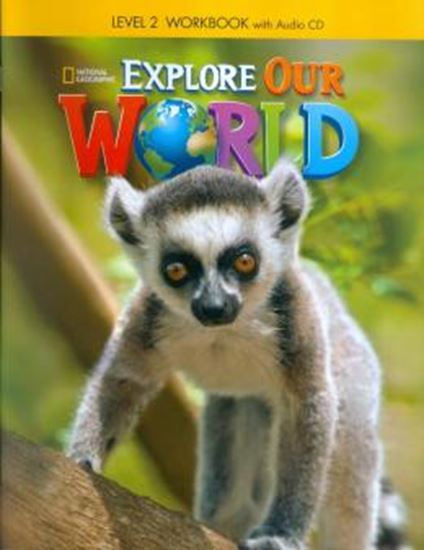 Picture of EXPLORE OUR WORLD 2 WORKBOOK WITH AUDIO CD