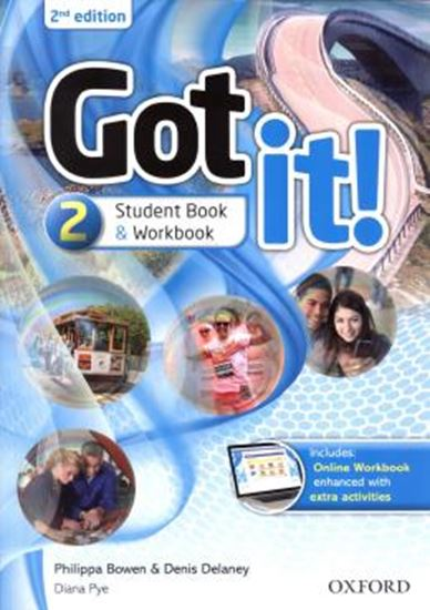 Picture of GOT IT! 2 STUDENTS PACK WITH  DIGITAL WORKBOOK - 2ND ED