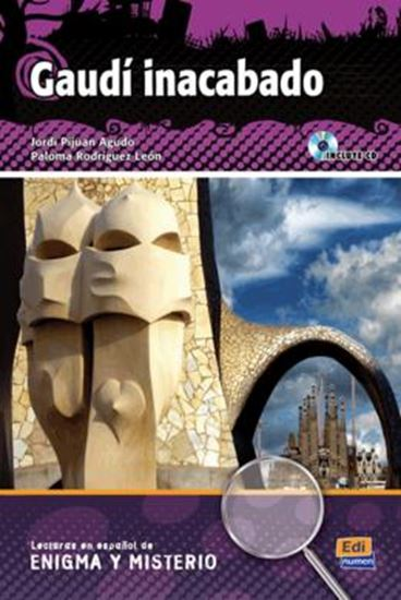 Picture of GAUDI INACABADO + CD AUDIO