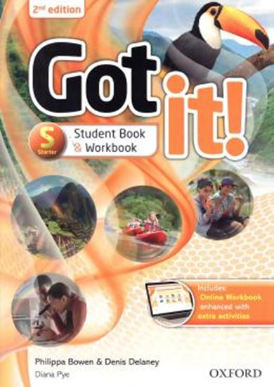 Picture of GOT IT! STARTER STUDENTS PACK WITH DIGITAL WORKBOOK - 2ND ED