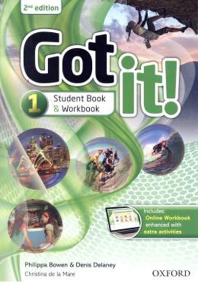 Picture of GOT IT! 1 STUDENTS PACK WITH DIGITAL WORKBOOK - 2ND EDITION