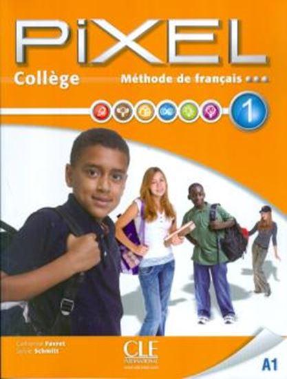 Picture of PIXEL COLLEGE 1  LIVRE DE L´ELEVE + CAHIER D´ACTIVITES + DVD-ROM
