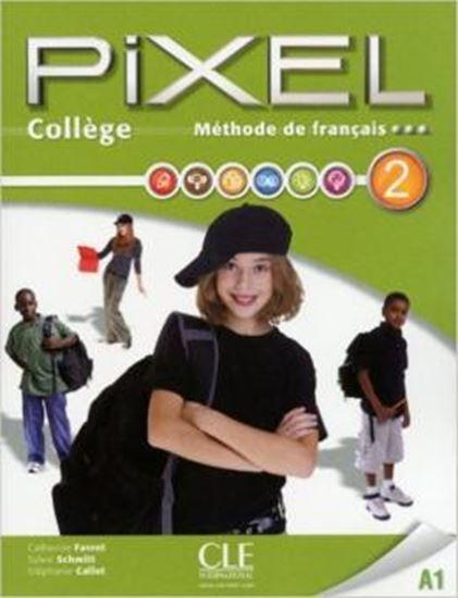 Picture of PIXEL COLLEGE 2 LIVRE DE L´ELEVE + CAHIER D´ACTIVITES + DVD-ROM