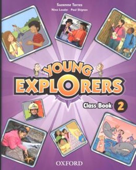 Picture of YOUNG EXPLORERS 2 CLASS BOOK