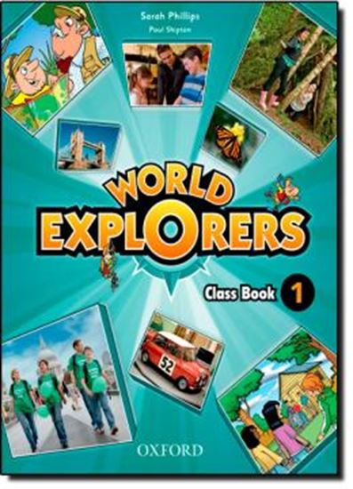 Picture of WORLD EXPLORERS 1 CLASS BOOK
