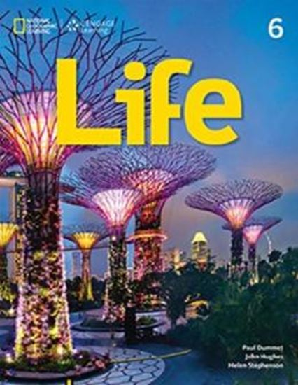 Picture of LIFE 6 SB WITH CD-ROM - AMERICAN