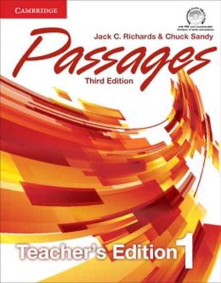 Picture of PASSAGES 1 TEACHERS EDITION WITH ASSESSMENT AUDIO CD - 3RD ED