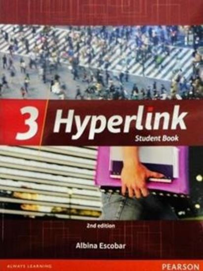 Picture of HYPERLINK 3 STUDENTS BOOK WITH ETEXT - 2ND ED