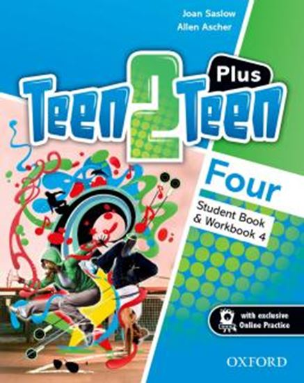 Picture of TEEN2TEEN 4 STUDENTS BOOK & WORKBOOK PLUS PACK