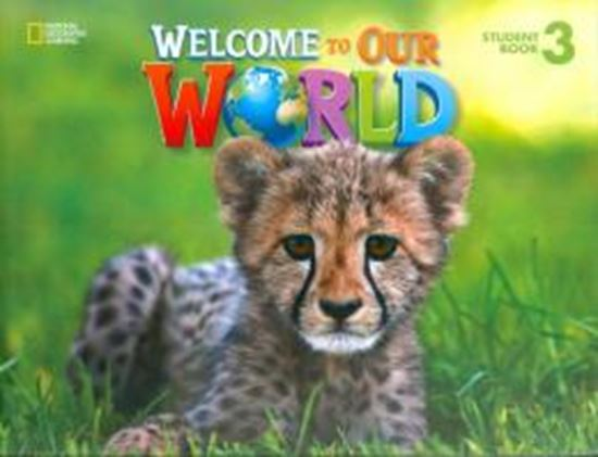 Picture of WELCOME TO OUR WORLD 3 SB WITH DVD