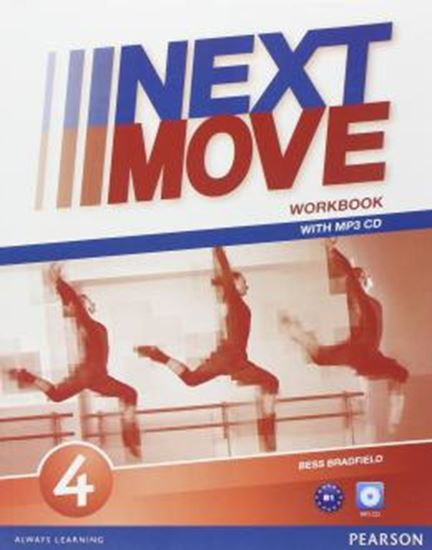 Picture of NEXT MOVE 4 WB WITH MP3 CD