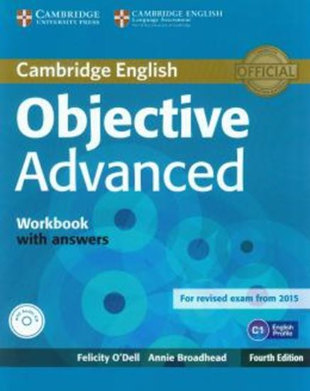 Picture of OBJECTIVE ADVANCED WB WITH ANSWERS & AUDIO CD - 4TH ED