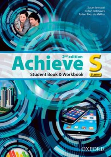 Picture of ACHIEVE STARTER STUDENTS BOOK/WORKBOOK - 2ND ED
