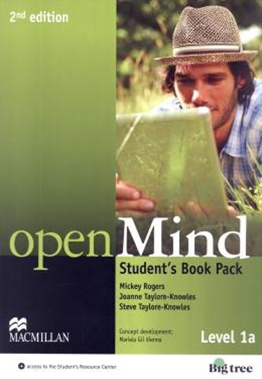 Picture of OPEN MIND 1A SB - WITH WEBCODE, DVD - 2ND ED