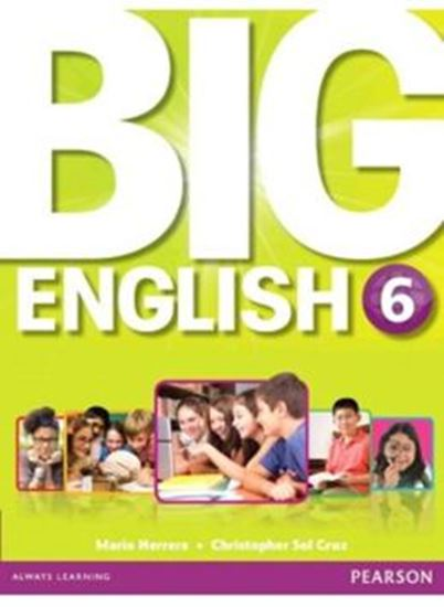 Picture of BIG ENGLISH STUDENT BOOK 6