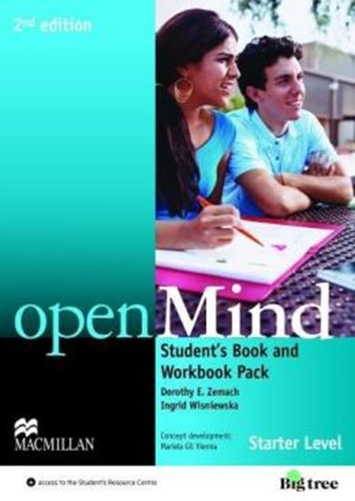 Picture of OPEN MIND STARTER SB WITH WEBCODE & DVD - 2ND ED