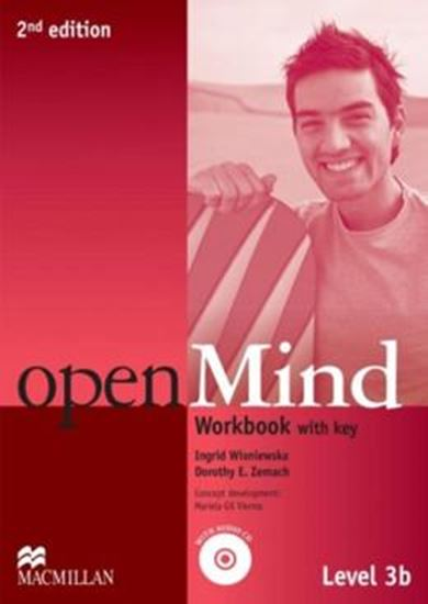 Picture of OPEN MIND 3B WB WITH KEY AND AUDIO CD - 2ND ED