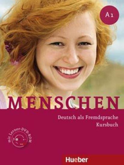 Picture of MENSCHEN A1 KURSBUCH MIT DVD-ROM
