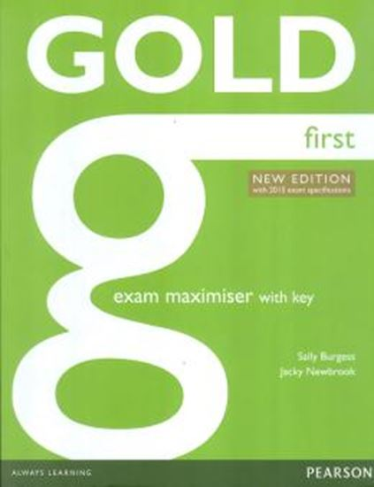 Picture of GOLD FIRST EXAM MAXIMISER WITH KEY - 2ND ED
