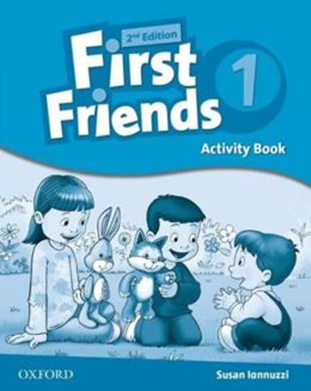 Picture of FIRST FRIENDS 1 ACTIVITY BOOK - 2ND ED