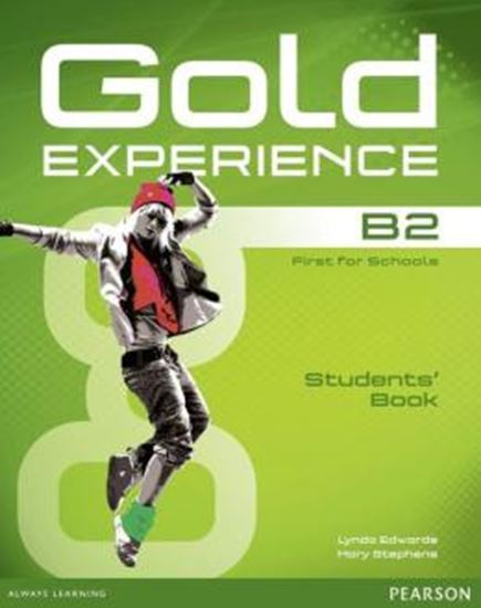 Picture of GOLD EXPERIENCE B2 SB WITH DVD-ROM
