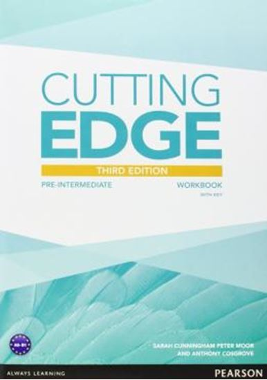 Picture of CUTTING EDGE PRE-INTERMEDIATE WB WITH KEY - 3RD ED
