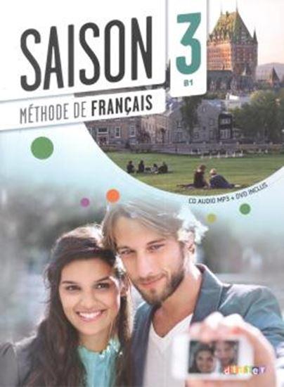 Picture of SAISON 3 LIVRE ELEVE + CD AUDIO + DVD (B1)