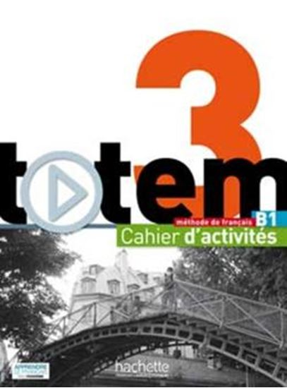 Picture of TOTEM 3 B1 - CAHIER D´ACTIVITES + CD AUDIO