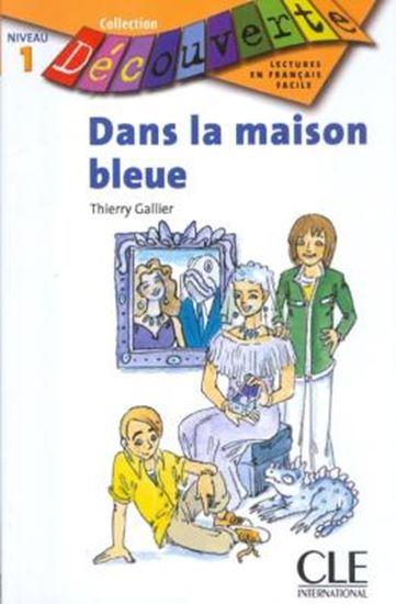 Picture of DANS LA MAISON BLEUE (NIVEAU 1)