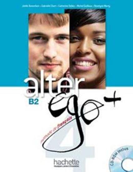 Picture of ALTER EGO + 4 - LIVRE DE L´ELEVE + CD-ROM