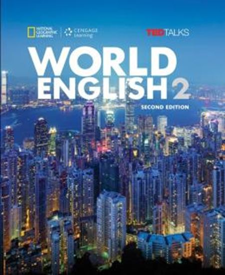 Picture of WORLD ENGLISH 2 SB WITH CD-ROM - 2ND ED