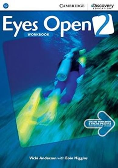 Picture of EYES OPEN 2 WB WITH ONLINE PRACTICE