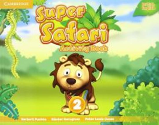 Picture of SUPER SAFARI 2 AB - BRITISH