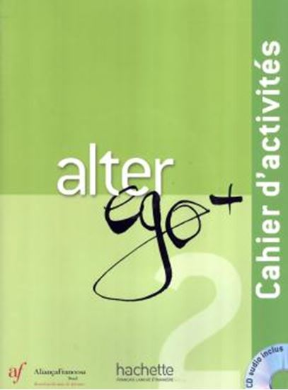 Picture of ALTER EGO + 2 BRESIL - CAHIER D´ACTIVITES + CD-AUDIO