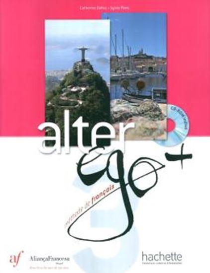 Picture of ALTER EGO + 3 BRESIL - LIVRE DE L´ELEVE