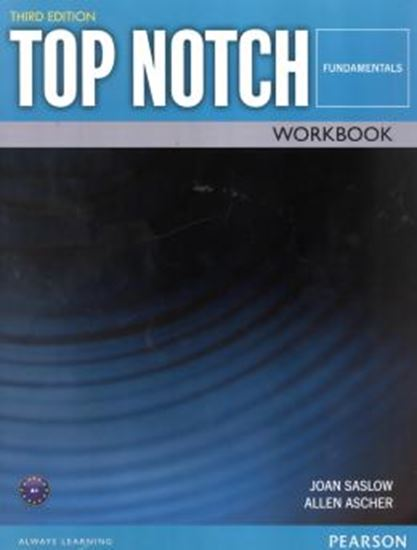 Picture of TOP NOTCH FUNDAMENTALS WB - 3RD ED